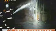 油罐车侧翻 红寺堡消防紧急救援-180928