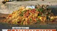 路边餐厨垃圾横流 市民直叫苦-181023