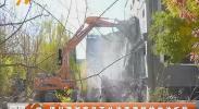 银川观湖壹号两处违章建筑被依法拆除-181029