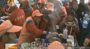 环卫工人节:银川多家爱心商家宴请环卫工人吃暖心午餐-181026