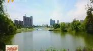 银川:城市与湿地和谐共生-181104