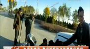 电动车被盗 警方根据防盗装置提示找回-181102