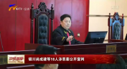 银川尚成建等18人涉恶案公开宣判-181211