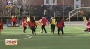 灵武市5所幼儿园试点开办幼儿足球特色项目-181207