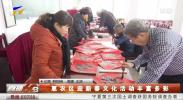 惠农区迎新春文化活动丰富多彩 精心打造新春节日文化活动-190111