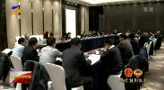 政协委员分组讨论自治区政协十一届二次会议常委会工作报告-190126