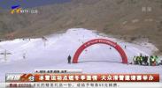 冰雪运动点燃冬季激情 大众滑雪邀请赛举办-190114