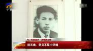 (为了民族复兴 英雄烈士谱)杨石魂:坚贞不屈中华魂-190105