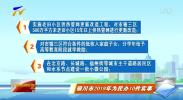 银川:2019年为民办10件实事聚焦百姓关切-190113