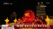 4G直播:新春灯会放光彩 照亮平安团圆夜-190130