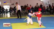 2019宁夏大众跆拳道联赛总决赛在石嘴山市举行-190120