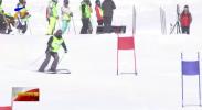 宁夏:冰雪运动点燃冬季激情-190112