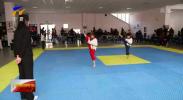 2019宁夏大众跆拳道联赛总决赛在石嘴山市举行-190124