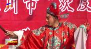 银川:秦腔惠民活动送戏下乡-190215