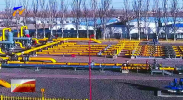 宁夏 内蒙古首条天然气长输管道贯通-190211