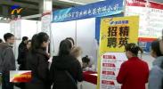 宁夏春季人才招聘会 提供就业岗位6256个-190223