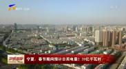 宁夏:春节期间预计日用点亮2.39亿千瓦时-190201