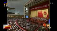 十三届全国人大二次会议在北京闭幕-190315