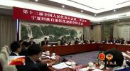 十三届全国人大二次会议宁夏代表团继续审议政府工作报告