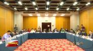 全国政协委员继续讨论政府工作报告