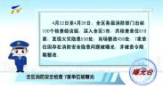 (曝光台)全区消防安全检查 7家单位被曝光-190429