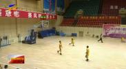 银川市第八届青少年篮球锦标赛开赛-190507