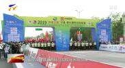 """2019""""丝绸之路""""宁夏·银川国际马拉松赛今天鸣枪开跑-190526"""