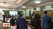 宁夏文史馆书画名家助力校园文化创建-190501