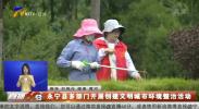 永宁县多部门开展创建文明城市环境整治活动-190630