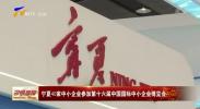 宁夏40家中小企业参加第十六届中国国际中小企业博览会-190624