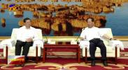 自治区政府与清华大学签署战略合作协议 石泰峰会见邱勇-190721