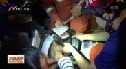 石嘴山:女童脚卡电动车 消防紧急救援-190823