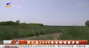 贺兰县2000余亩耕地被弃耕-190801