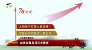 【70年数字看变化】厉害了!70年来宁夏GDP增长了3279倍!-190917