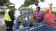 鸿胜出警:两电动车公交车道逆行发生碰撞-191021