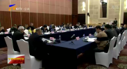 """自治区政协委员分界别讨论""""两院""""工作报告-200113"""