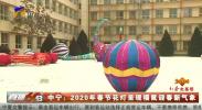 中宁:2020年春节花灯呈现福鼠迎春新气象-200124