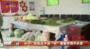 """中宁:村民足不出""""村""""就能买到平价菜-200303"""