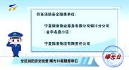 曝光台:全区消防安全检查 曝光10家隐患单位-200413