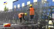 弘扬劳动精神 建功立业新时代| 数千名建设者坚守中兰高铁 辛苦付出只为早日通车-200503