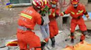 宁夏消防开展72小时应急救援演练-200512
