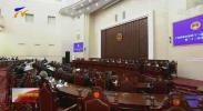 自治区十二届人大常委会第二十二次会议闭幕 陈润儿主持会议并讲话-20200927