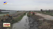 贺兰县习岗镇:保护河湖生态环境 8千余米河道杂草淤泥齐清理-20200901
