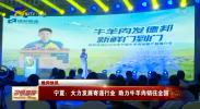 宁夏:大力发展寄递行业 助力牛羊肉销往全国-20200928