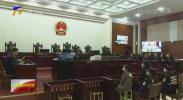 彭阳县法院公开宣判金宝山等13人涉黑案-20201011