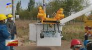 宁夏首次利用机器人完成电力线路带电接火-20201014