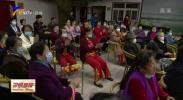 歌手任敬与敬老院老人们一起共度了重阳佳节-20201019