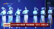 足尖艺术演绎中国故事 中国芭蕾舞剧《花木兰》在银川上演-20201122