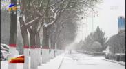 宁夏中南部地区迎来新一轮降雪 全区气温普遍下降-20201201