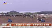 """宁夏畜牧产业""""破圈"""" 发展循环经济是关键-20201231"""